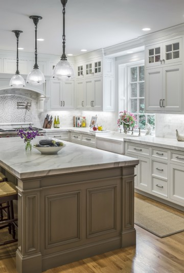Are White Kitchen Cabinets Right For You