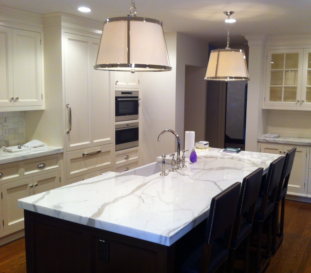 Granite Marble And Quartz Countertops What S The Difference Architectural Kitchens