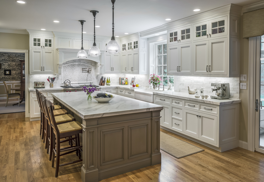 Expert kitchen designers servicing new england for Kitchen redesign
